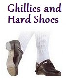 picture of Irish dance ghillies